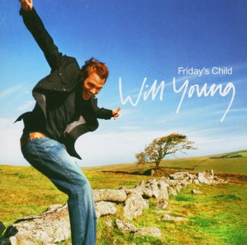 Will Young Friday's Child Cover Art