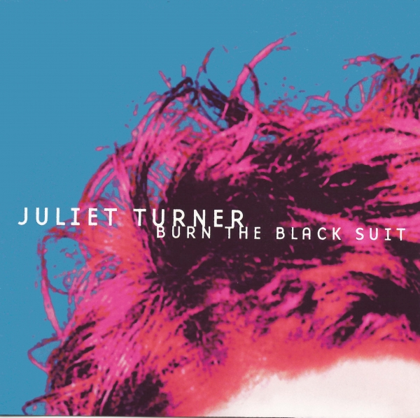 Juliet Turner Burn the Black Suit cover art