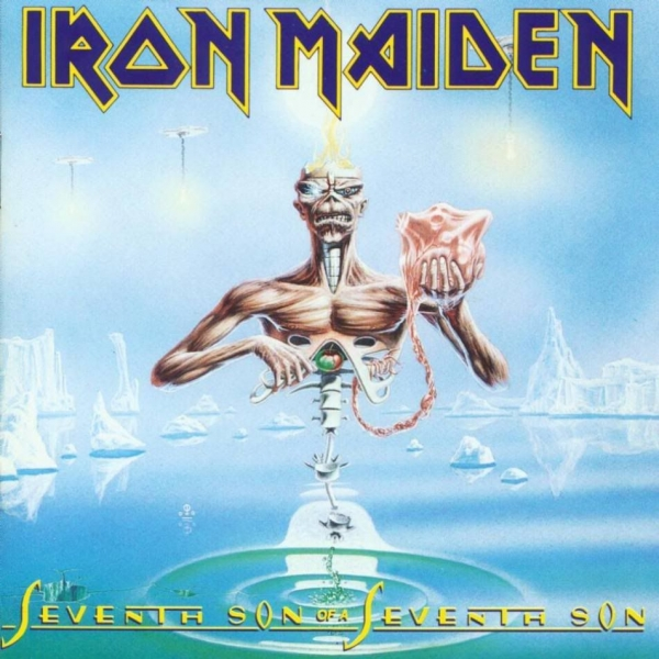 Iron Maiden Seventh Son of a Seventh Son cover art
