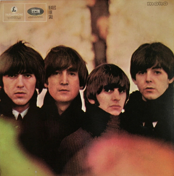 The Beatles Beatles for Sale cover art