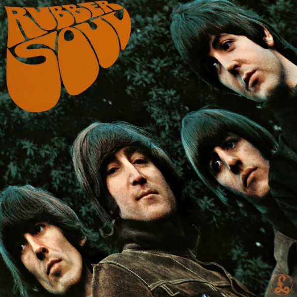 The Beatles Rubber Soul cover art