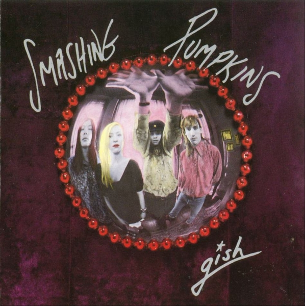 The Smashing Pumpkins Gish cover art