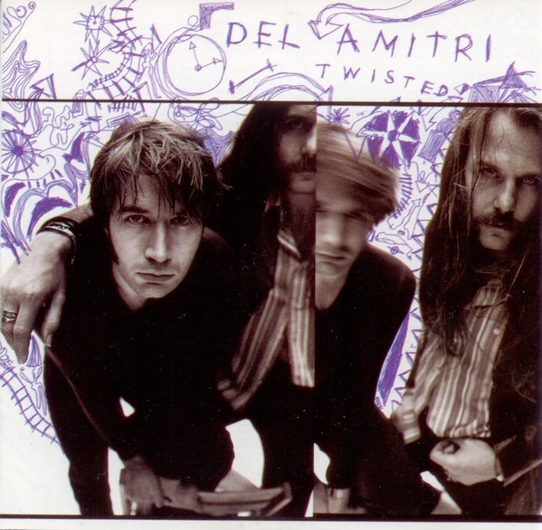 Del Amitri Twisted cover art