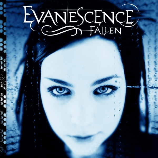 Evanescence Fallen cover art