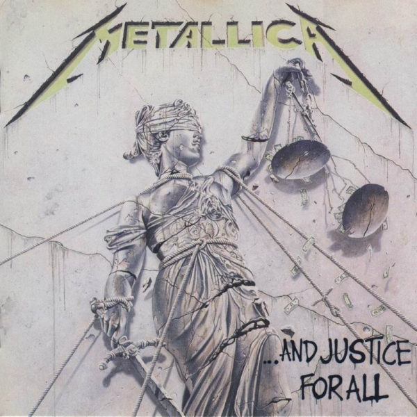Metallica …and Justice for All cover art