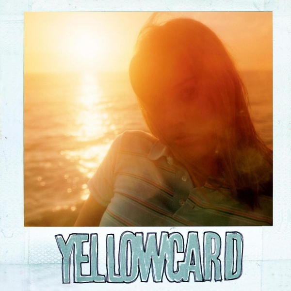 Yellowcard Ocean Avenue Cover Art