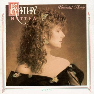 Kathy Mattea Untasted Honey cover art