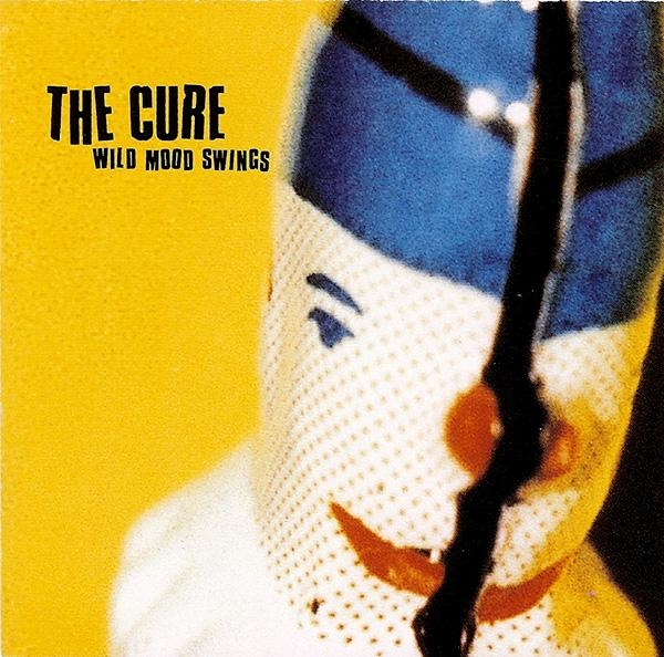 The Cure Wild Mood Swings Cover Art