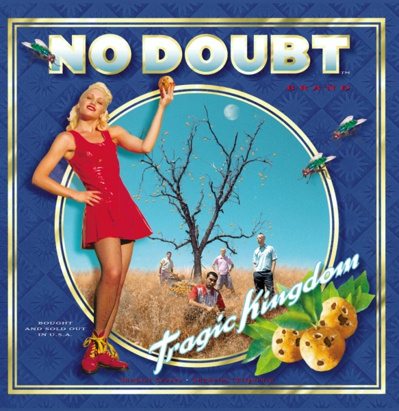 No Doubt Tragic Kingdom cover art