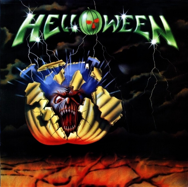 Helloween Helloween Cover Art