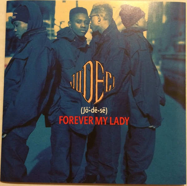 Jodeci Forever My Lady Cover Art
