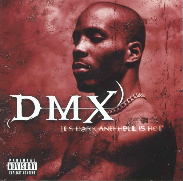 DMX It's Dark and Hell Is Hot cover art