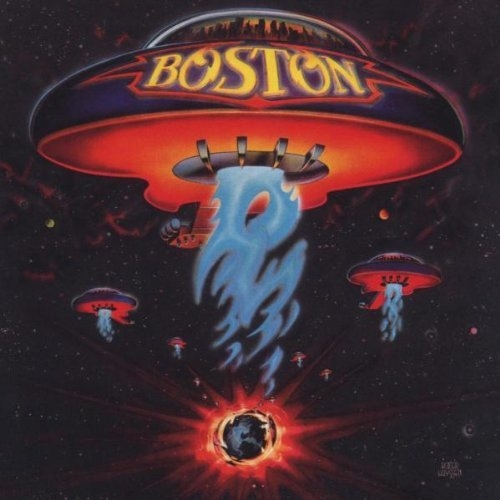 Boston Boston cover art