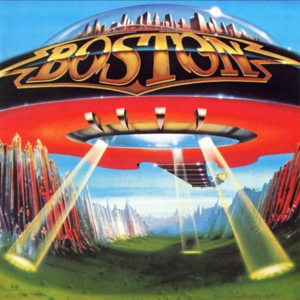 Boston Don't Look Back cover art