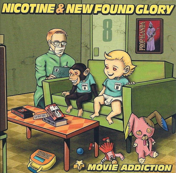 New Found Glory Movie Addiction cover art