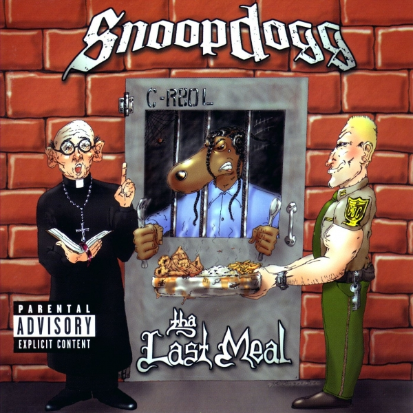 Snoop Dogg Tha Last Meal Cover Art