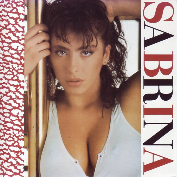Sabrina Salerno Sabrina Cover Art
