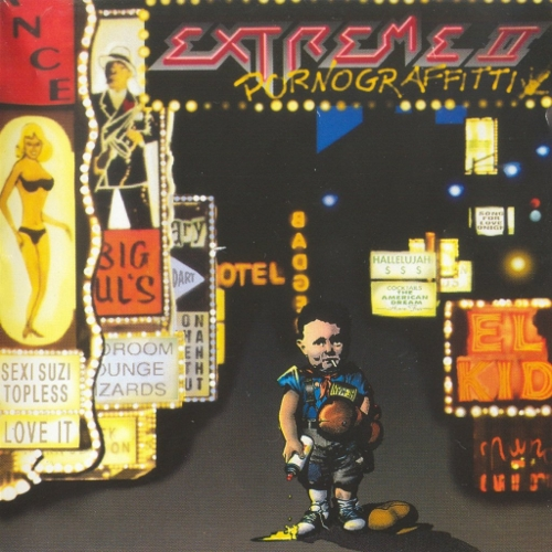 Extreme Extreme II: Pornograffitti (A Funked Up Fairy Tale) cover art
