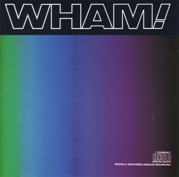 Wham! Music From the Edge of Heaven cover art