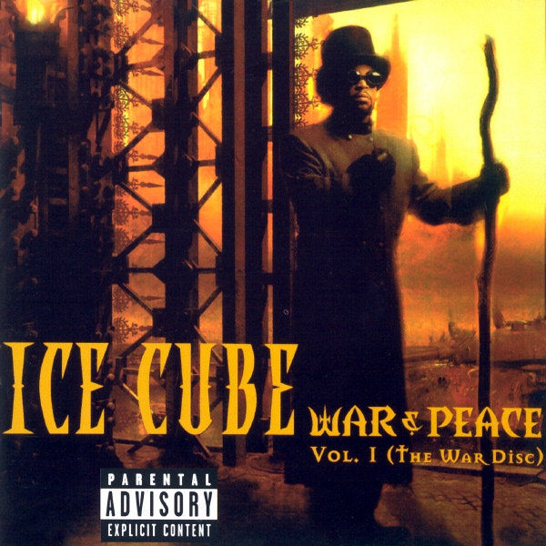 K‐Mac War & Peace, Vol. 1: The War Disc cover art