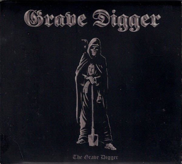 Grave Digger The Grave Digger cover art