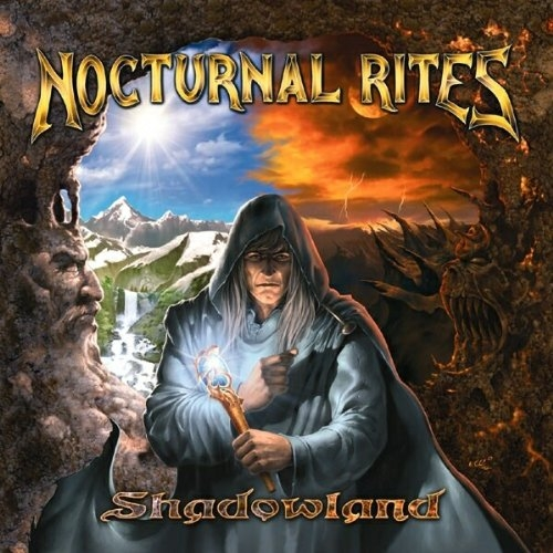 Nocturnal Rites Shadowland Cover Art