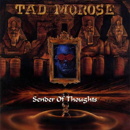 Tad Morose Sender of Thoughts cover art