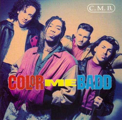 Color Me Badd C.M.B. cover art