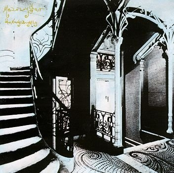 Mazzy Star She Hangs Brightly Cover Art