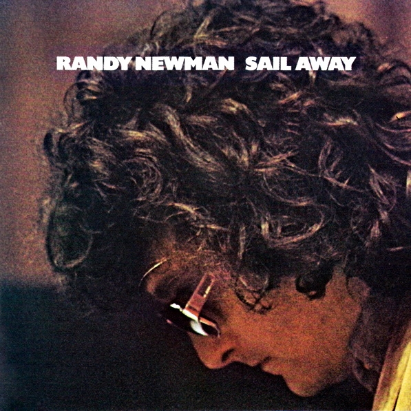 Randy Newman Sail Away cover art