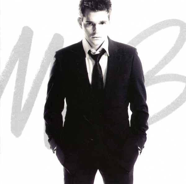 Michael Bublé It's Time cover art
