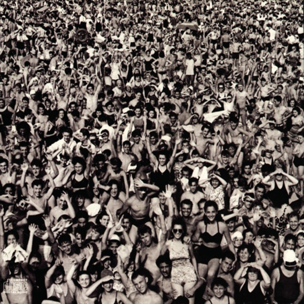 George Michael Listen Without Prejudice, Volume 1 cover art