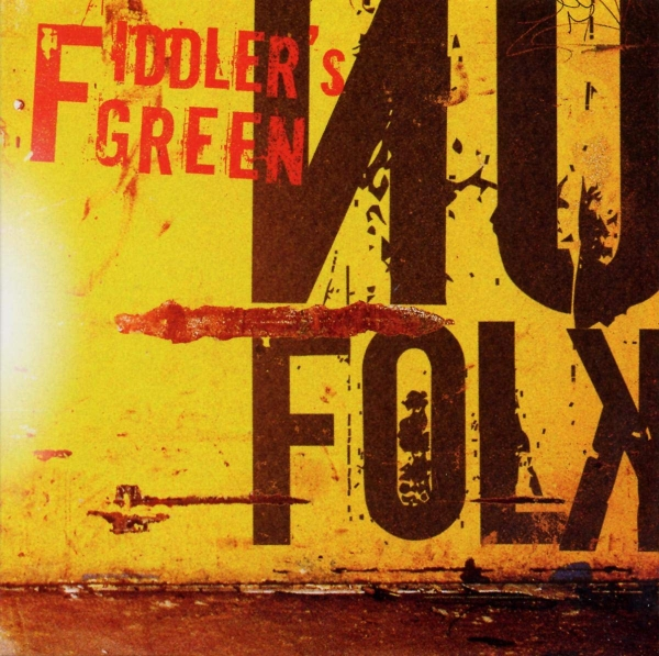 Fiddler's Green Nu Folk cover art