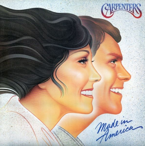 Carpenters Made in America cover art