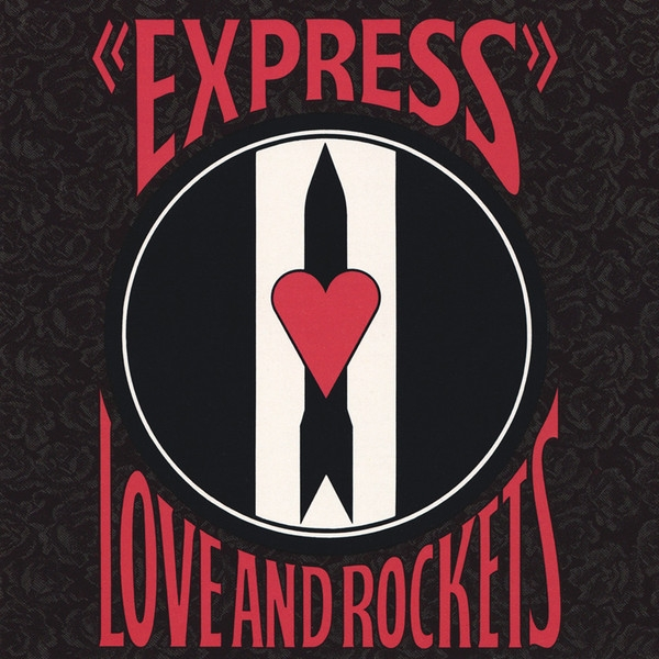 Love and Rockets Express cover art