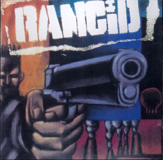 Rancid Rancid cover art