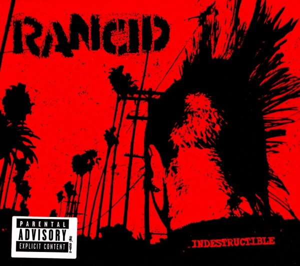 Rancid Indestructible cover art