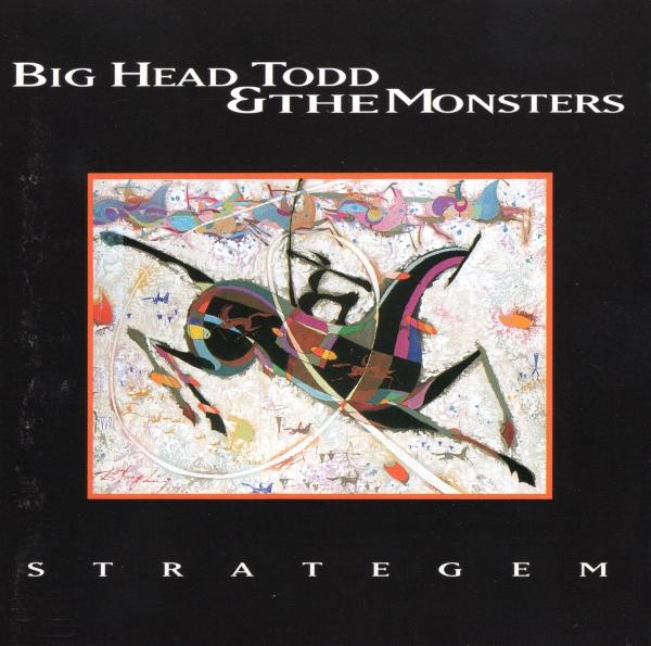Big Head Todd and the Monsters Strategem Cover Art