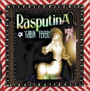 Rasputina Cabin Fever! cover art