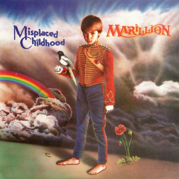 Marillion Misplaced Childhood cover art