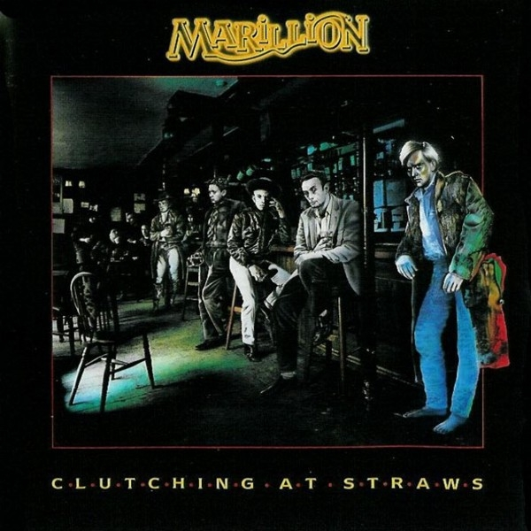 Marillion Clutching at Straws cover art