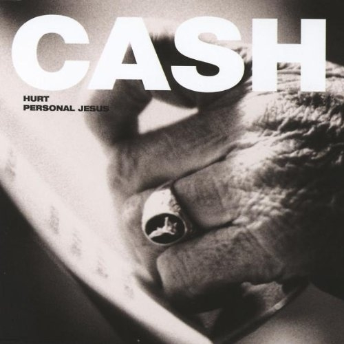 Johnny Cash Hurt / Personal Jesus Cover Art
