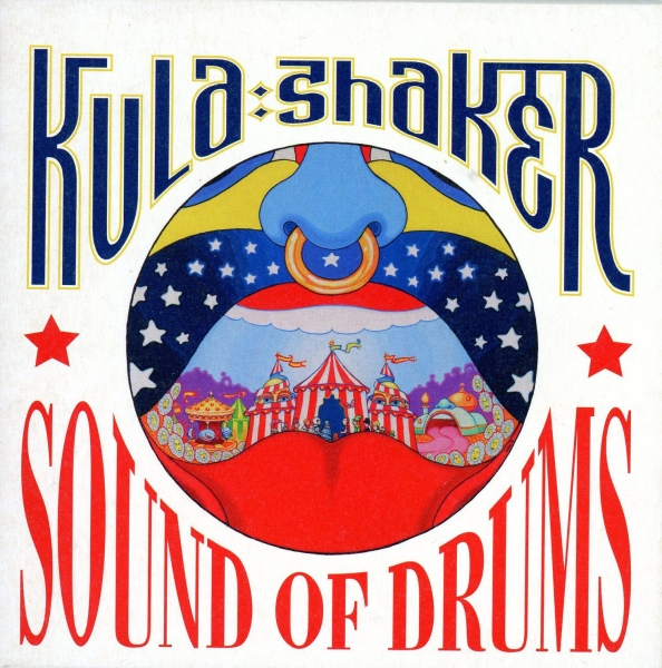 Kula Shaker Sound of Drums cover art