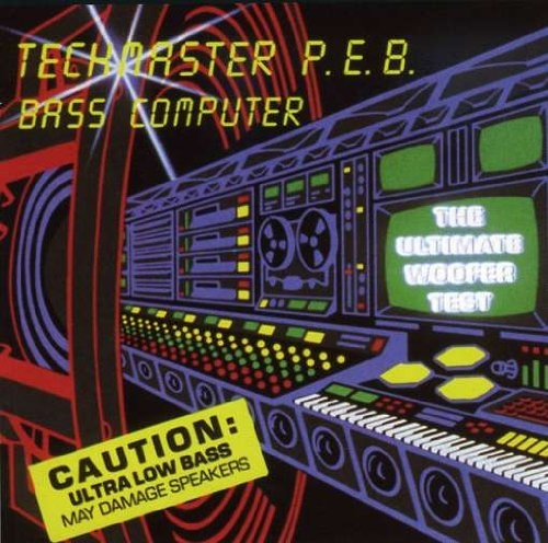Techmaster P.E.B. Bass Computer cover art
