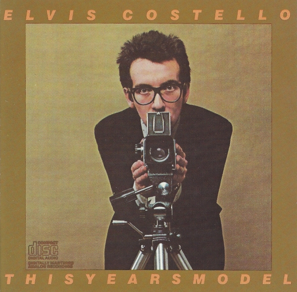 Elvis Costello This Year's Model cover art
