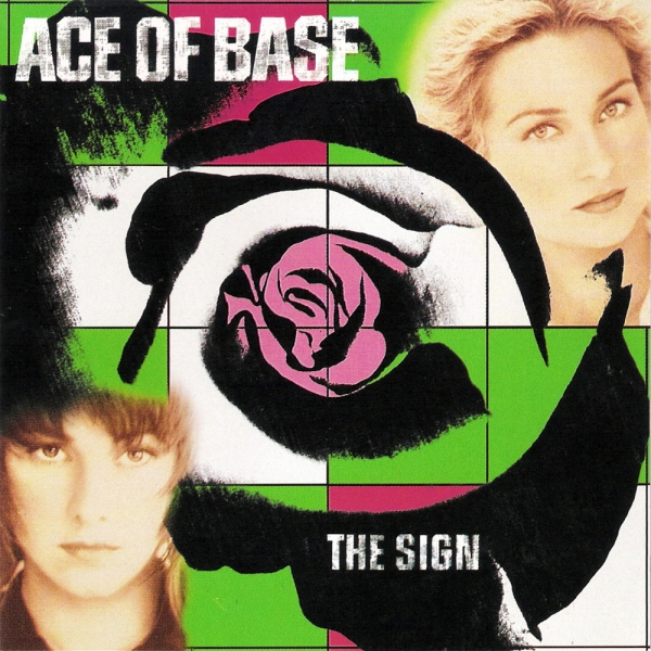 Ace of Base The Sign cover art