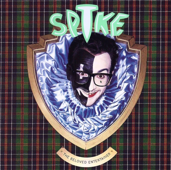 Elvis Costello Spike cover art