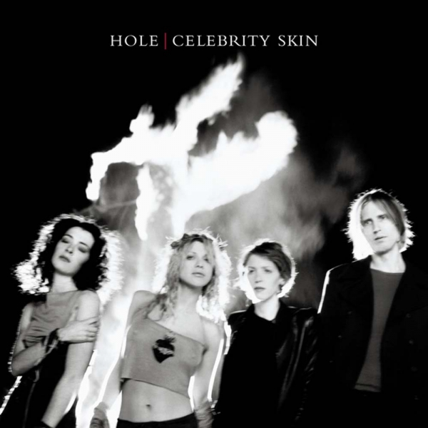 Hole Celebrity Skin cover art