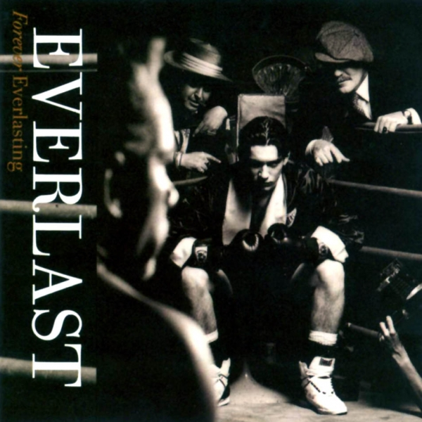 Everlast Forever Everlasting Cover Art