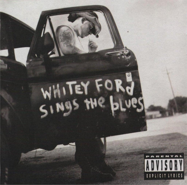 Everlast Whitey Ford Sings the Blues Cover Art
